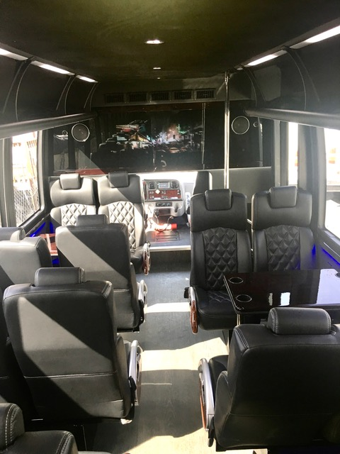 NYC Charter Bus Rentals